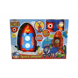 Happy Town 62085 Space Playset