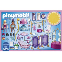 Playmobil 6850 Princess Dressing Room with Salon