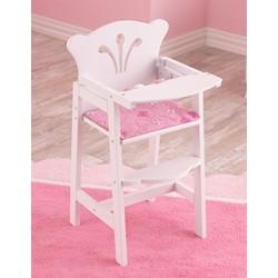 KidKraft Doll Furniture wooden Lil' Doll High Chair