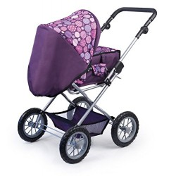 Bayer Design 1509400 Combi Grande Dolls Pram