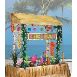 Amscan International 241205 Hawaiian Tiki Hut Bar