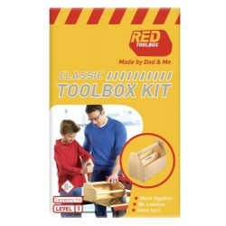 Red Toolbox Classic Tool Box