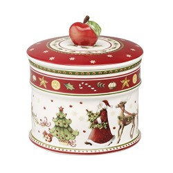 Villeroy & Boch Winter Bakery Delight 12 x 11 cm Small Pastry Box