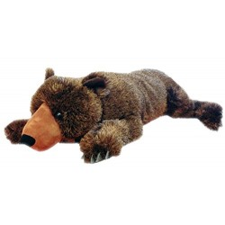 Wild Republic 19624 76 cm CK Jumbo Brown Bear Plush Toy