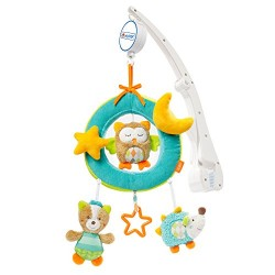 Fehn 71252 Sleeping Forest Musical Travel Mobile