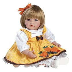 Adora Toddler Doll 20 Lifelike Realistic Weighted Doll Gift Set for Children 6+ Huggable Vinyl Cuddly Soft Body Toy Pin