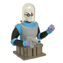 DC Comics MAR172721 Batman The Animated Series Mr Freeze Bust