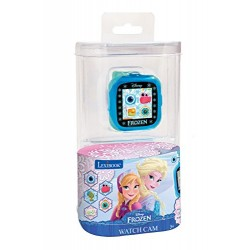 Lexibook DMW100FZ Disney Frozen Multimedia Camera Watch