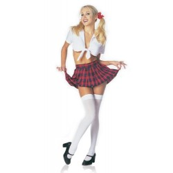 Leg Avenue Classic School Girl (Small/ Medium)