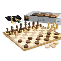Chess and Draughts set