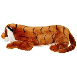Wild Republic Floppies 76cm Tiger Plush