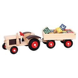 Bino Tractor/ ABC Trailer
