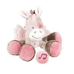 Nattou Nina/Jade/and Lili Collection (Mini Musical Jade the Unicorn)