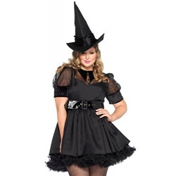Leg Avenue Bewitching Witch Costume (Size 3X