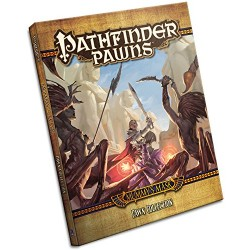 PATHFINDER Mummys Mask Adventure Path Pawn Collection