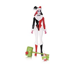 DC Comics APR160439 Holiday Harley Quinn Action Figure