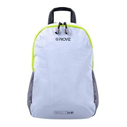 Proviz REFLECT360 Children's Backpack, 20 Liters, Silver