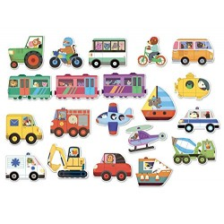 Vilac Vilac8028 Transport Magnets
