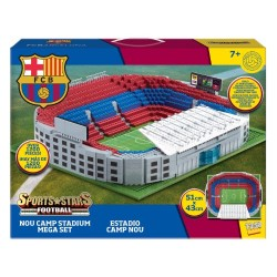 Character Building Sports Stars Nou Camp Stadium