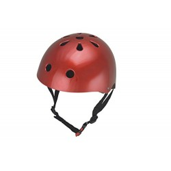 Kiddimoto Kids Metallic Helmet