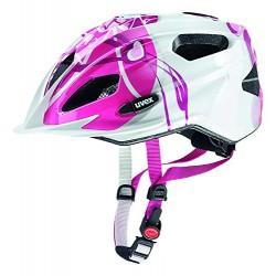 Uvex Quatro Junior Mountain Bike Helmet, Children's, quatro junior, pink