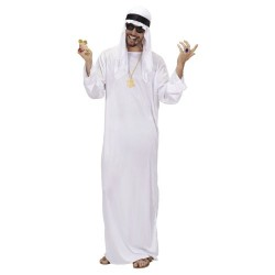 Ladies Arab Sheik Costume Extra Large UK 18