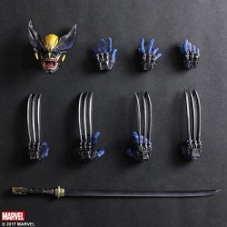 Marvel Comics DEC168151 Universe Variant Play Arts Kai Wolverine Action Figure