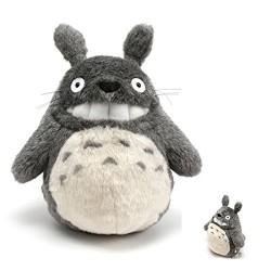 Ghibli–Totoro Grey Plush (25cm)