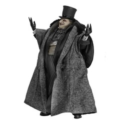 DC Comics 61443 Batman Returns Scale DeVito Mayoral Penguin Figure