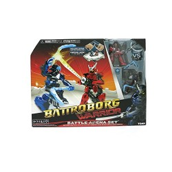 Battroborg Samurai Vs Ninja Battle Set