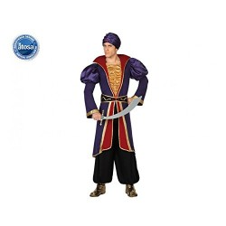 atosa 28464 – Arabian Prince Mens Fancy Dress Costume