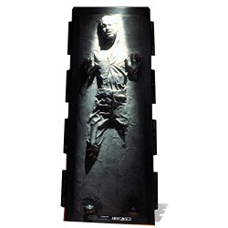 Star Cutouts Stsc517 – Giant Figure – Han Solo – Star Wars – 185 x 78 cm