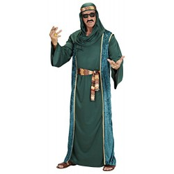 Mens Arab Sheik 3 Cols Costume Double Extra Large UK 48/50 for Manchester City Fancy Dress