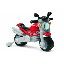 Chicco Ducati Monster Sit N Ride Motorbike, 50 cm