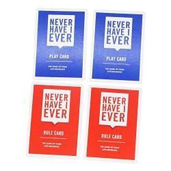 Card Boy Speak Out US, Explo2 Sets of Never Have I Ever