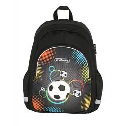 Herlitz Daypack Kids Backpack, 37 cm, Soccer