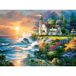 Castorland Twilight Beacon Jigsaw Puzzle (2000