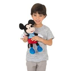 IMC TOYS–181496Sound Interactive Plush–Mickey–Kiss Kiss