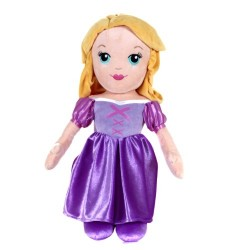 Disney Princess 20 Rapunzel Doll Soft Toy