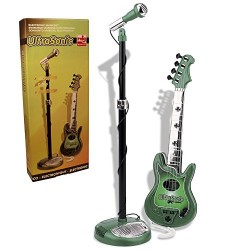 Reig Ultra Sonic Guitar/ Microphone and Amplifier Set