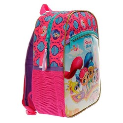 Shimmer and Shine Wish Children's Backpack, 33 cm, 9.8 liters, Multicolour (Multicolor)