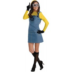 Rubie's Official Adult's Female Minion X