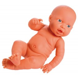 Bayer Design 42cm New Born Baby Girl Doll
