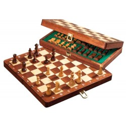 Philos 30 mm Field De Luxe Chess Set