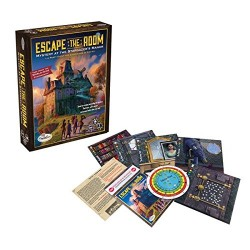 Thinkfun HCM11232 Escape The Room 10+ Englische Version Board Game