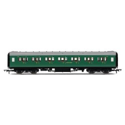 Hornby R4734 SR Maunsell Corridor First Class Coach Train Model Set