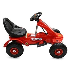 Ricco S1588 Powered Kids Ride Go Kart Toy