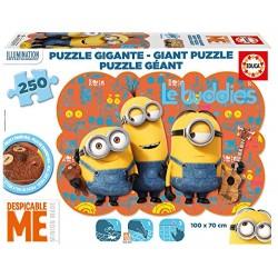 Educa 3 Minions Puzzle (250