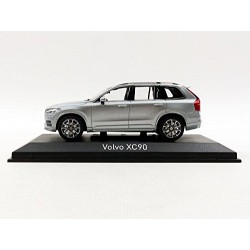 Norev – 870053 – Model, Scale 1/43 Volvo XC90 2015 – Silver Metal