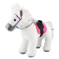 Depesche 6419Plush Horse Miss Melody–50cm
